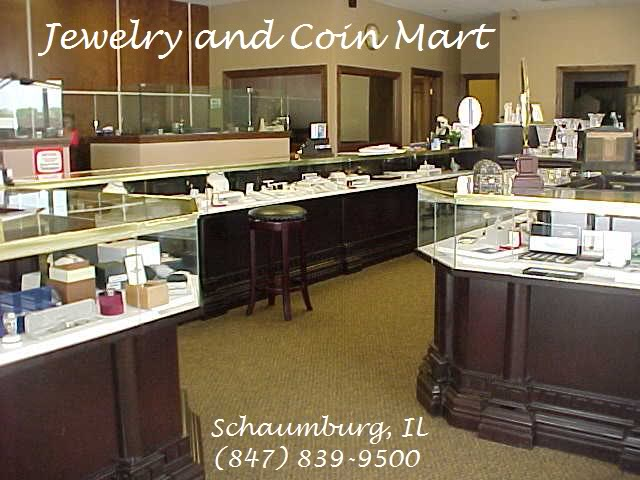 Jewelry and Coin Mart Store
